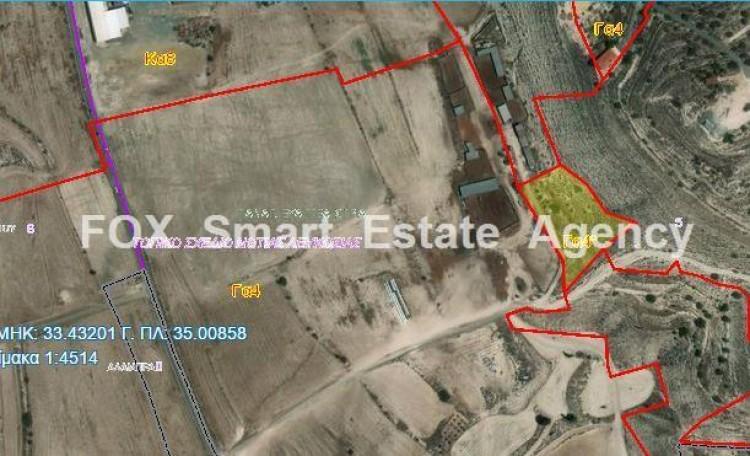 Agricultural Land in Panagia evangelistria, Dali, Nicosia
