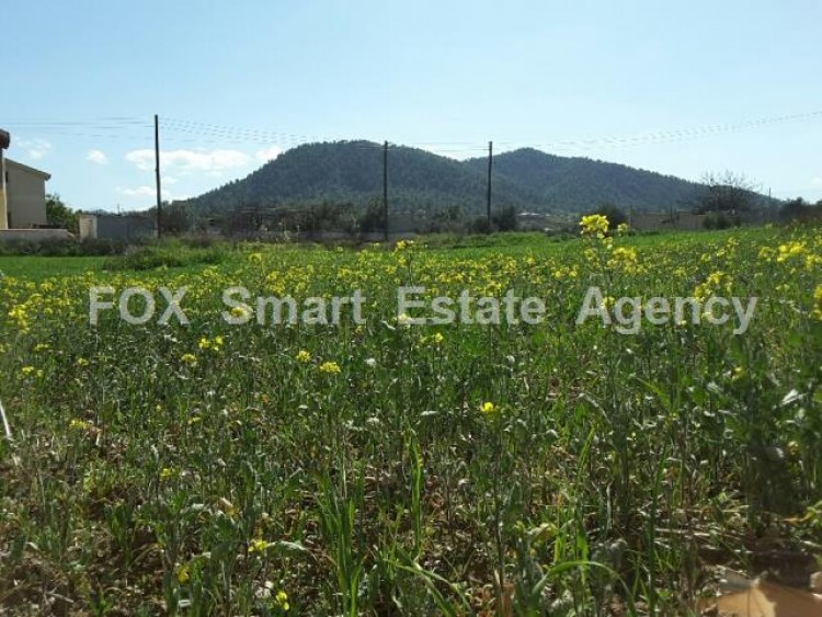 Residential Plot in Klirou, Nicosia
