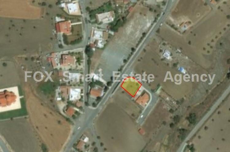 Residential Plot in Analiontas, Nicosia