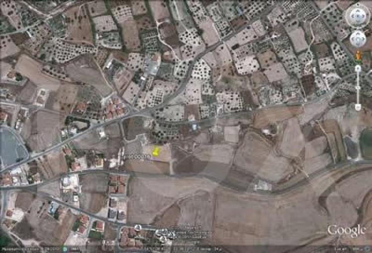 Plot in Aradippou, Larnaca