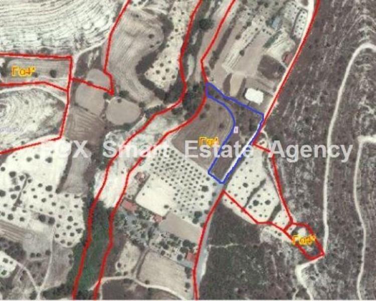 Agricultural Land in Agia varvara, Nicosia