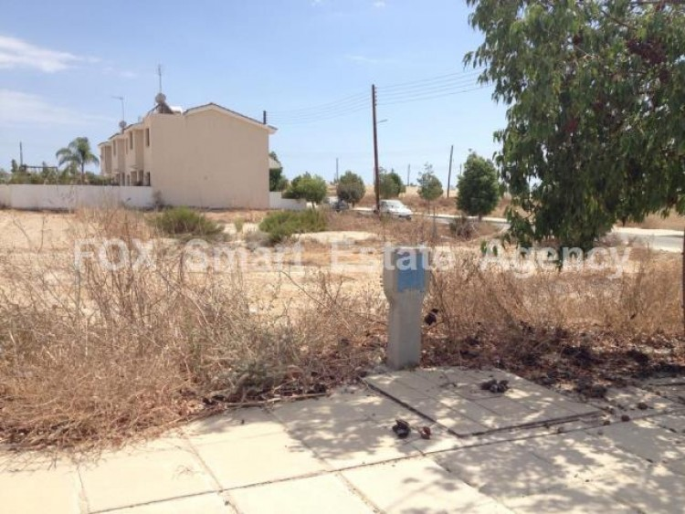 Plot in Alaminos, Larnaca