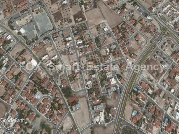 Plot in Agios fanourios, Aradippou, Larnaca