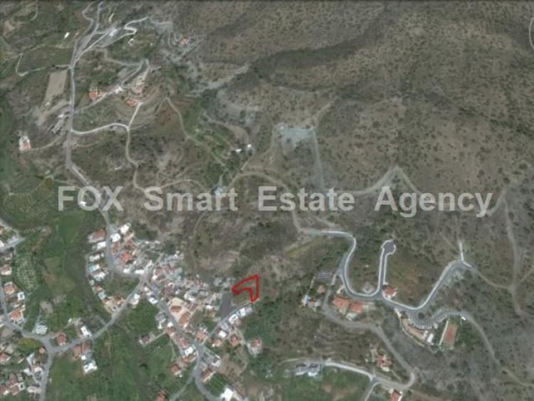 Residential Land in Akrounta, Limassol