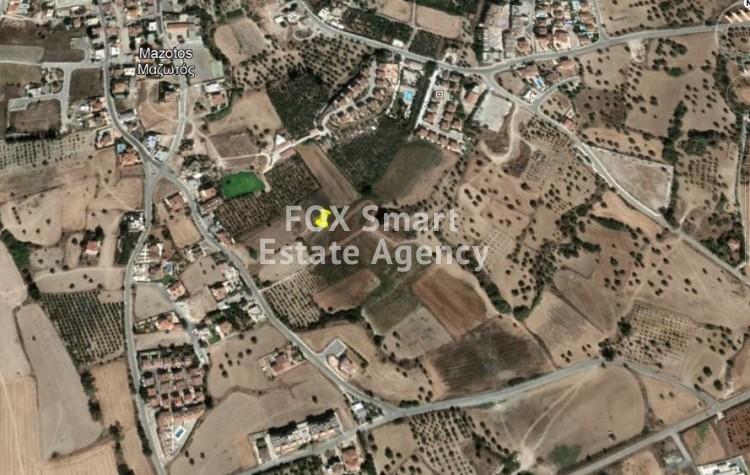 Residential Land in Mazotos, Larnaca
