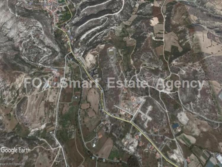 Residential Land in Kalavasos, Larnaca
