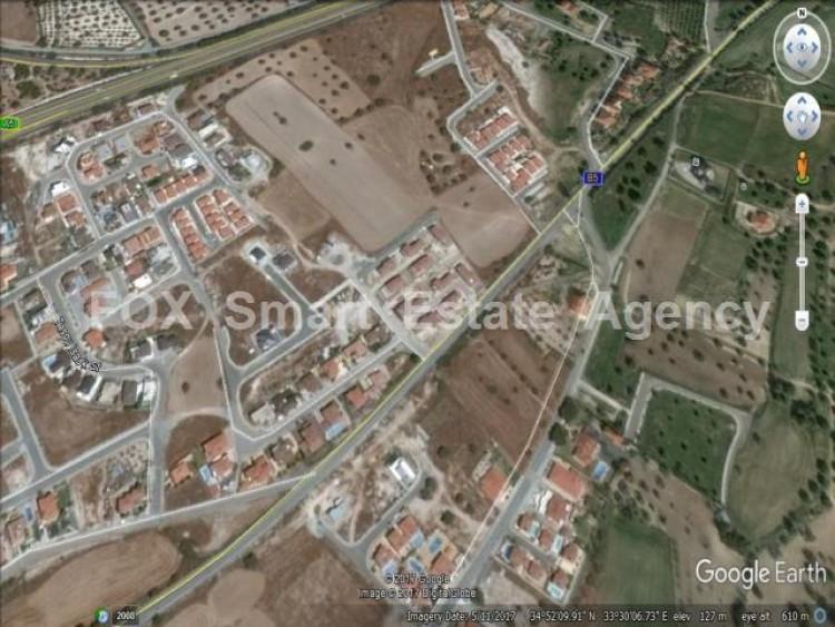 Plot in Alethriko, Larnaca