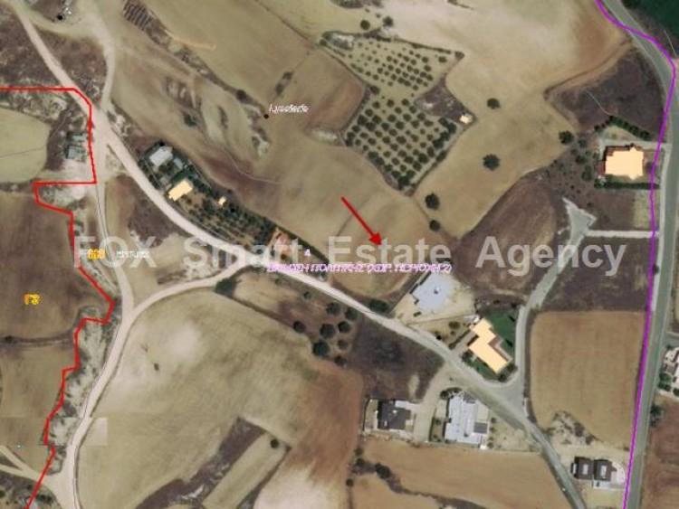 Residential Land in Ergates, Nicosia