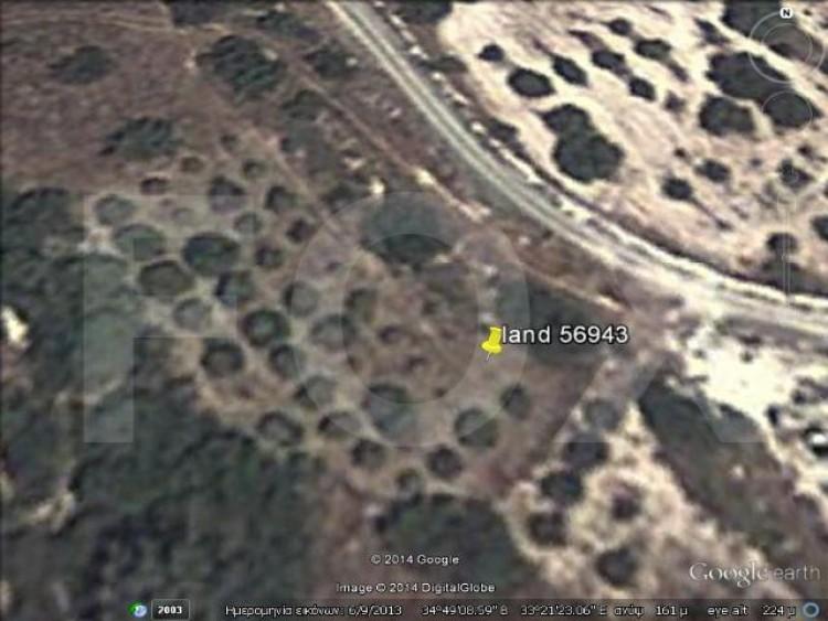 Residential Land in Skarinou, Larnaca