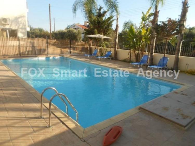 For Sale 2 Bedroom Apartment in Kiti, Larnaca