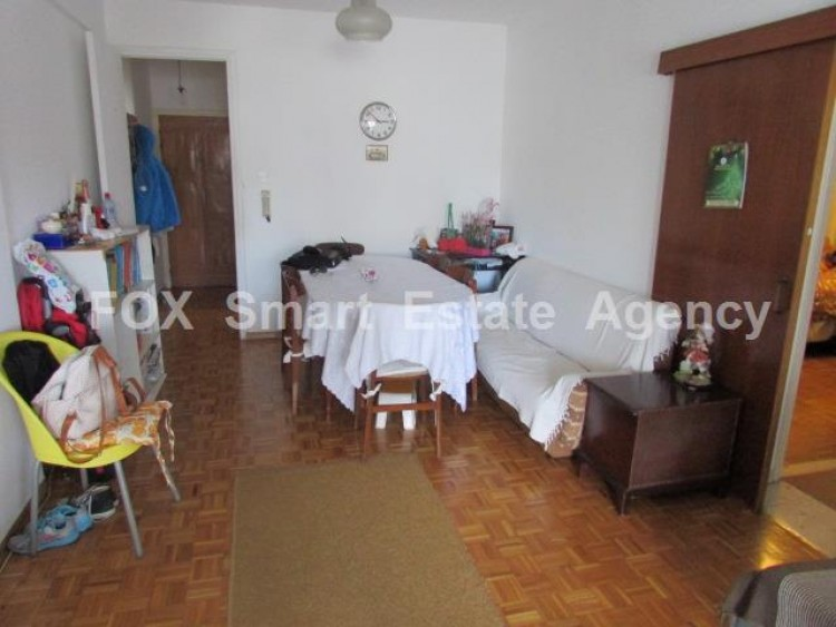 For Sale 2 Bedroom Apartment in Agios demetrios, Strovolos, Nicosia