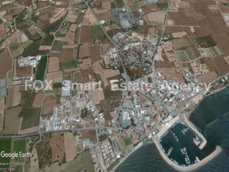 Plot in Zygi, Larnaca
