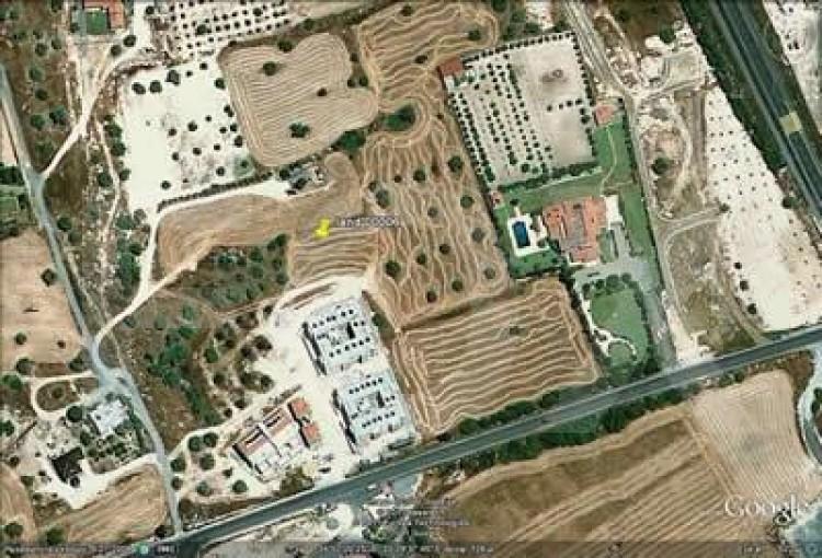Residential Land in Alethriko, Larnaca