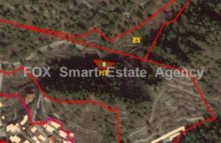 Residential Land in Kourdali, Spilia, Nicosia