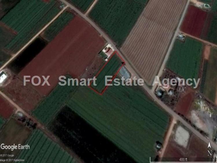 Agricultural Land in Xylofagou, Famagusta