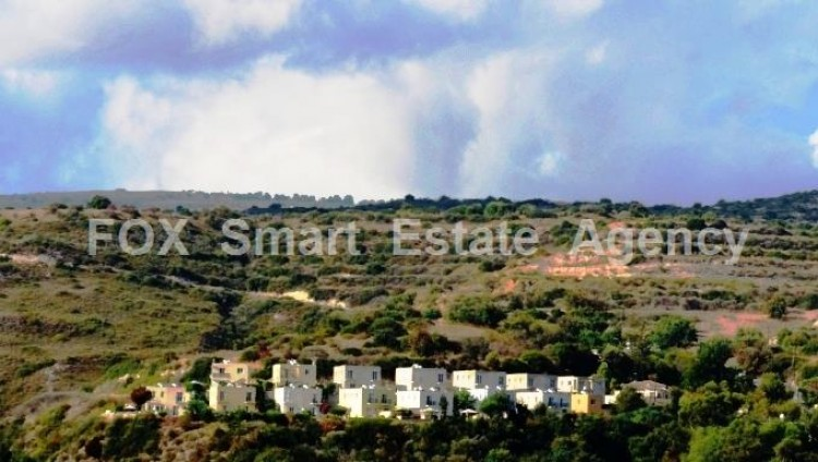 For Sale 2 Bedroom Semi-detached House in Goudi, Paphos
