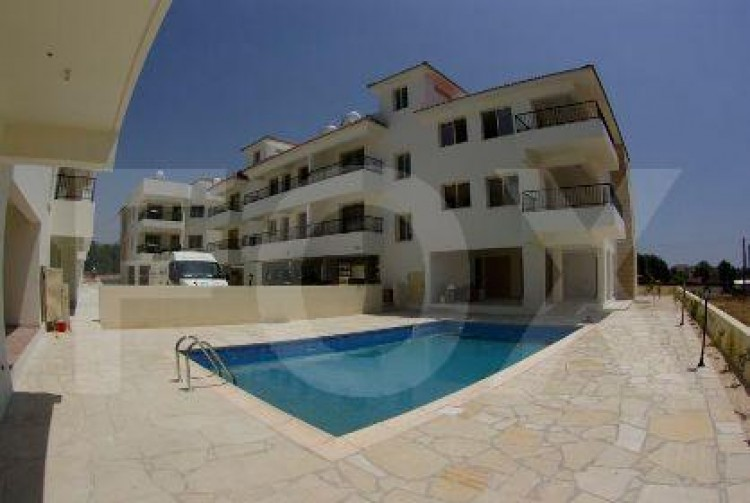 For Sale 1 Bedroom Apartment in Empa, Paphos