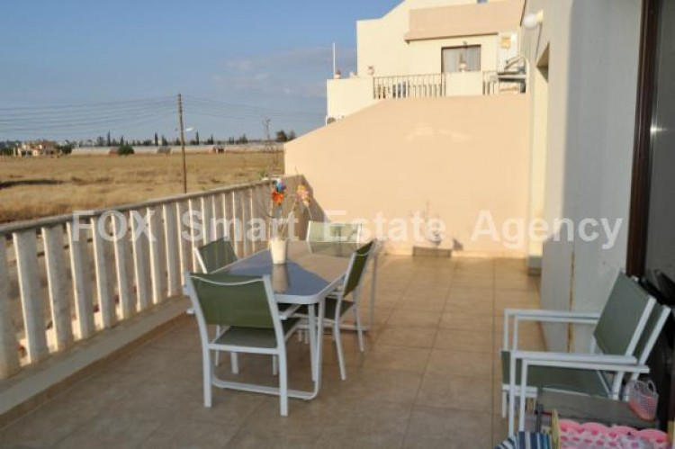For Sale 3 Bedroom Apartment in Liopetri, Famagusta
