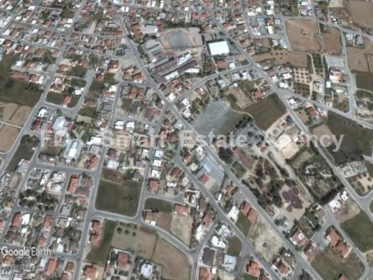 Plot in Athienou, Larnaca