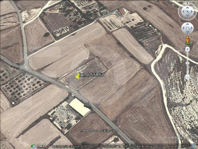 Agricultural Land in Aradippou, Larnaca