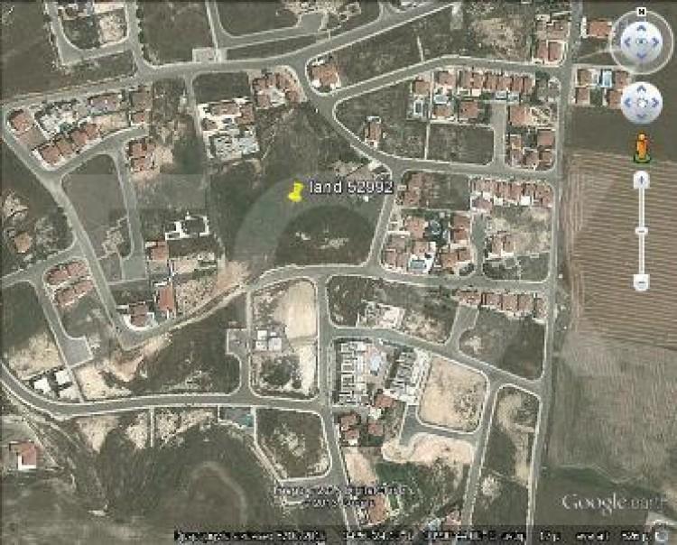 Residential Land in Oroklini, Voroklini (oroklini), Larnaca