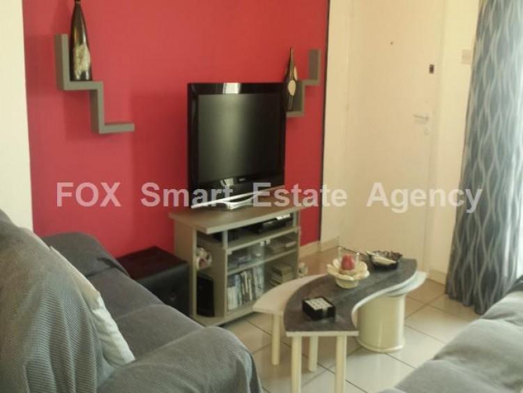 For Sale 3 Bedroom Apartment in Sklavenitis area, Larnaca