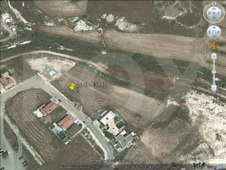 Plot in Aradippou, Larnaca