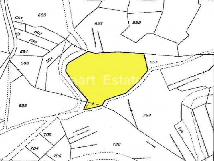 For Sale Agricultural Land in Fikardou, Nicosia
