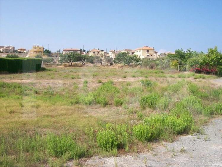 Residential Land in Akrotiri, Limassol