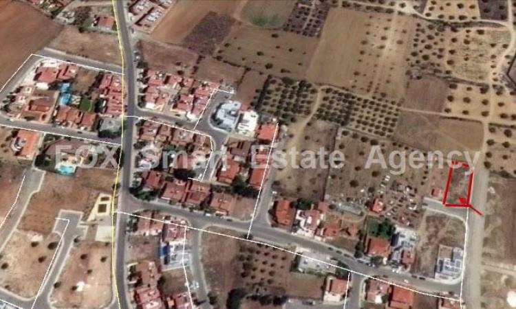For Sale Corner Plot 572sq.m in Lakatameia, Nicosia