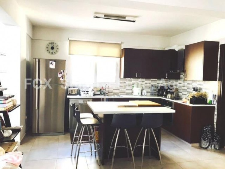 For Sale 2 Bedroom Apartment in Tsiakkilero area, Tsakilero, Larnaca