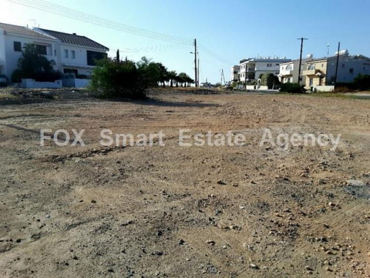 For Sale Under Separation Residential Plot 522sq.m in Geri, Nicosia