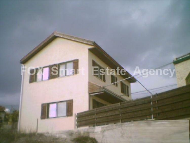 For Sale 3 Bedroom Detached House in Eptagoneia, Limassol