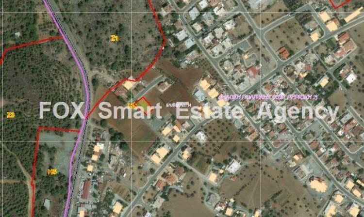 Residential Land in Mosfiloti, Nicosia