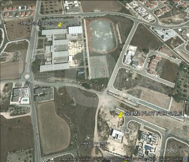 Plot in Livadia larnakas, Larnaca