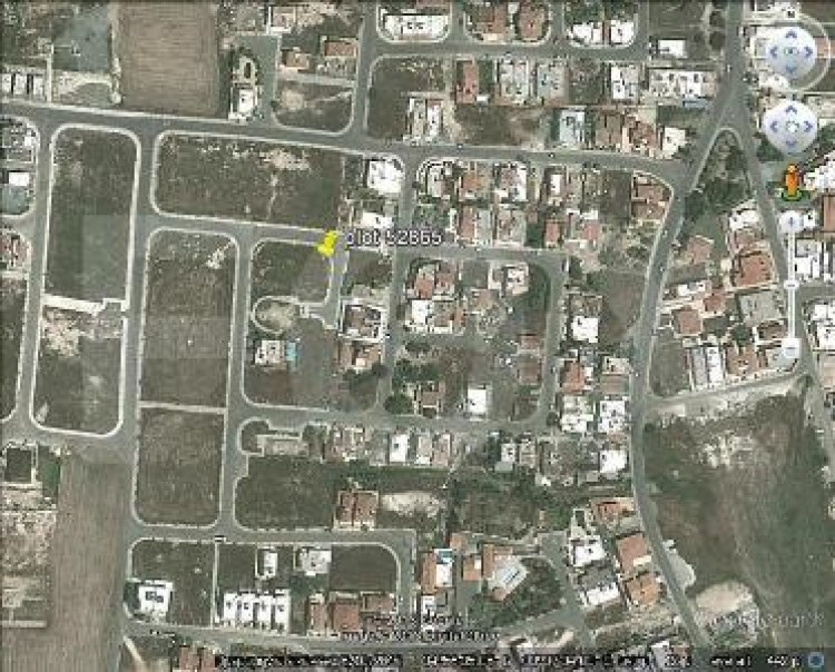 Plot in Sotiros, Larnaca