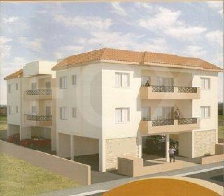 For Sale 2 Bedroom Apartment in Erimi, Limassol
