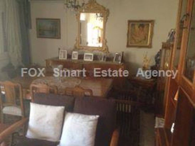For Sale 3 Bedroom Semi-detached House in Prodromos, Larnaca