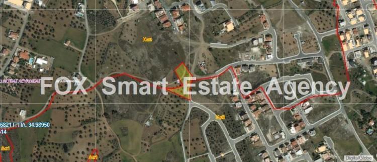 Residential Land in Agia varvara, Nicosia