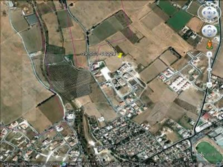 Residential Land in Kiti, Larnaca