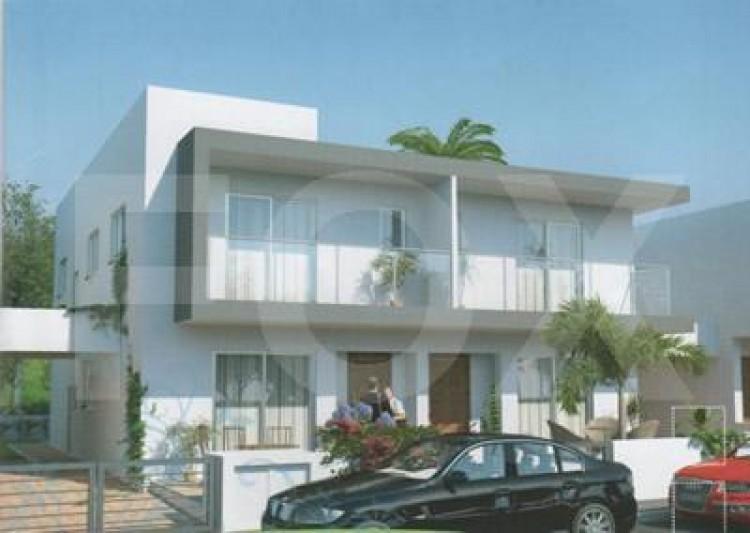 For Sale 3 Bedroom Semi-detached House in Pervolia , Perivolia Larnakas, Larnaca
