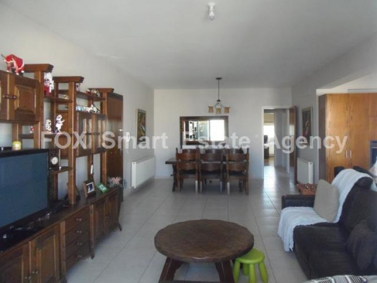 For Sale 3 Bedroom Apartment in Lykavitos, Nicosia