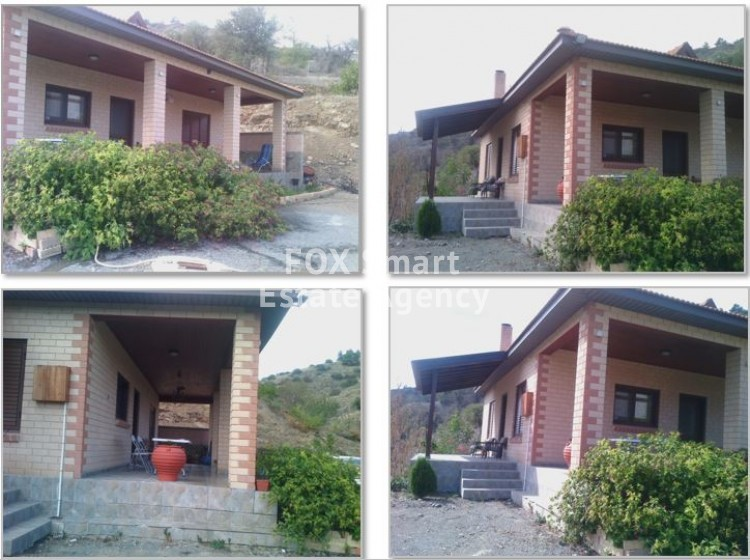 For Sale 2 Bedroom Detached House in Gourri, Nicosia