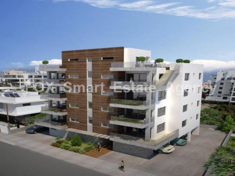For Sale 3 Bedroom Top floor with roof garden Apartment in Larnaca, Larnaca