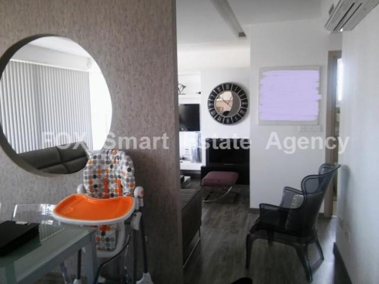 For Sale 2 Bedroom Top floor with roof garden Apartment in Kathari area, Larnaca