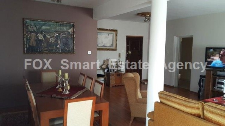 For Sale 3 Bedroom Whole floor Apartment in Apostolos andreas, Limassol