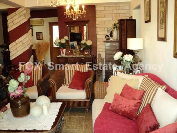For Sale 2 Bedroom Ground floor Apartment in Aglantzia, Nicosia