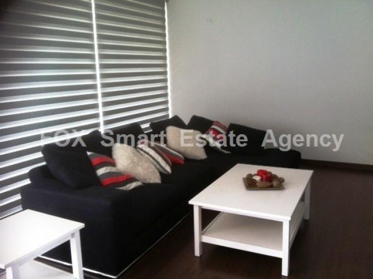For Sale 2 Bedroom Apartment in Strovolos, Nicosia