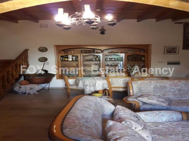 For Sale 4 Bedroom Detached House in Vasa kilaniou, Vasa Koilaniou, Limassol