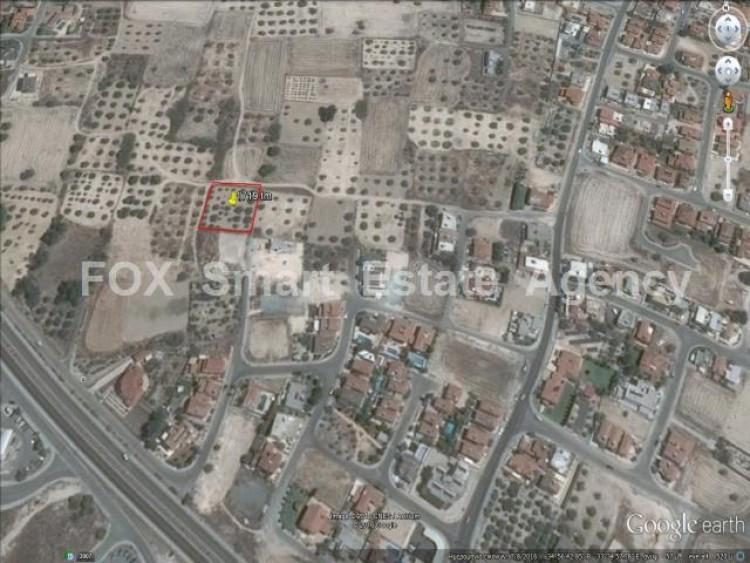 Residential Land in Apostolos loukas, Aradippou, Larnaca